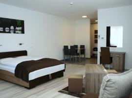 M&F Apartman, hotel az Egerszalóki Termálfürdő környékén Egerszalókon