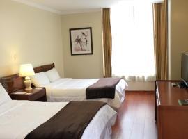 Hotel Nass Pinar del Lago, hotel in Cuenca