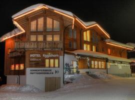 Hotel Eggishorn, hotel in Fiesch