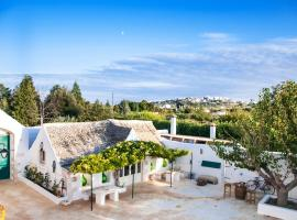 Masseria San Michele, country house in Martina Franca
