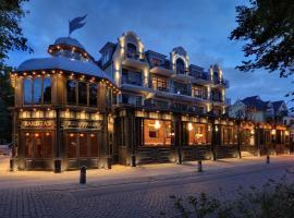 Europa Hotel Kühlungsborn, Hotel in der Nähe von: Seebrücke Kühlungsborn, Kühlungsborn