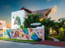 Villas El Encanto Cozumel, hotel near Isla Pasion Weddings, Cozumel