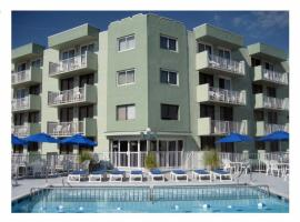 Diplomat Beach Club, hotel in Wildwood
