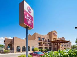 Best Western Plus Inn of Santa Fe, hotel in Santa Fe