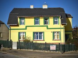 Penzion Slunečnice, hotel v destinaci Dvůr Králové nad Labem