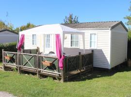Camping du Pontis, camping à Verteillac