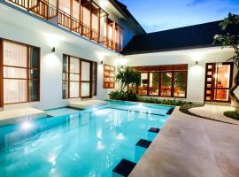 Pudak Sari Unizou Hostel, hotel near Waterbom Bali, Kuta