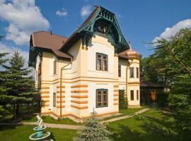 Zámok u Grofa, hotel in Nitra