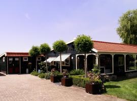 Inge's Cottage, overnachting in Bergen op Zoom