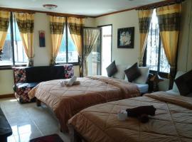 Kohkaew Village 1 @ Koh Samet, guest house in Ko Samed