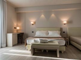 Hotel Villa Barsanti, hôtel à Marina di Pietrasanta