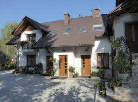 Pokoje i apartamenty pod Jaworzyną w Koninkach, hotel near Gorce National Park, Koninki