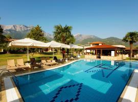 Ariadni Hotel Bungalows, hotel in Skala Potamias