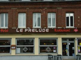 Le Prélude, hôtel à Saint-Nicolas-d'Aliermont