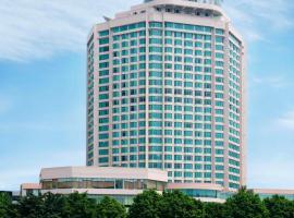 Ramada by Wyndham Pearl Guangzhou, hotel in Guangzhou