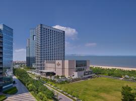 シャングリラ ホテル 厦門、廈門市のホテル