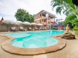 Pongphen Guesthouse, hotel in Kanchanaburi