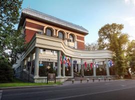 Достык Отель, отель в Алматы