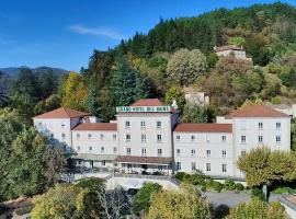 Grand Hotel Des Bains、ヴァル・レ・バンのホテル
