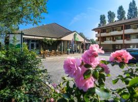 Campanile Hotel & Restaurant Leeuwarden, hotel in Leeuwarden