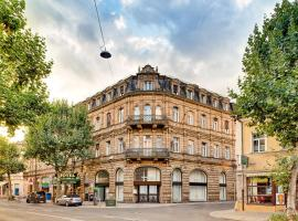 Hotel National, hotel in Bamberg