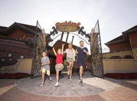 Gardaland Adventure Hotel, hotel a Castelnuovo del Garda