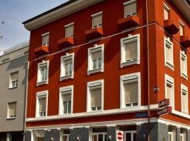 Hotel Locanda, hotel in Basel