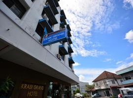 Krabi Grand Hotel, hôtel à Krabi