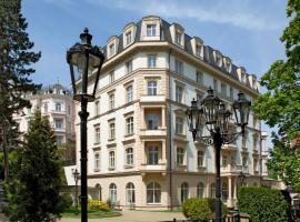 Bristol Kralovska Vila, hotel in Karlovy Vary