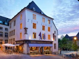 Hotel Parc Beaux Arts, hotel in Luxemburg