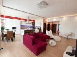 Prestige apartment, hotel in Komárno