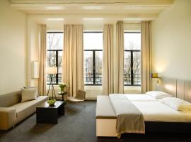 Hapimag Apartments Amsterdam, self catering accommodation in Amsterdam