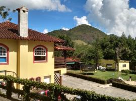 Tarkna - Hotel Holandês, hotel in Teresópolis