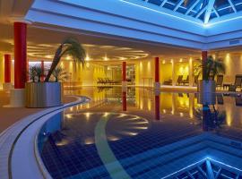 H+ Hotel & SPA Friedrichroda, hotel i Friedrichroda