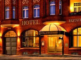 Hotel am Molkenmarkt, hotel in Brandenburg an der Havel