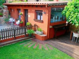 Casa Rosa Garden House, hotel near Costa Brava Golf Course, Santa Cristina d'Aro