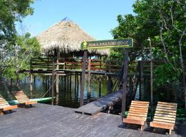 Juma Amazon Lodge, hotel in Autazes