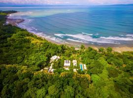 Blue Osa Yoga Retreat & Spa, hôtel à Puerto Jiménez