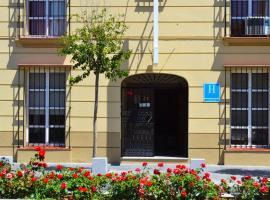 Hotel Don Manuel, hotel a Algesires