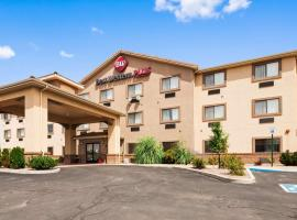 Best Western Plus Eagleridge Inn & Suites, accessible hotel in Pueblo