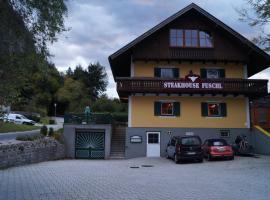 Steakhouse Fieg, Pension in Fuschl am See