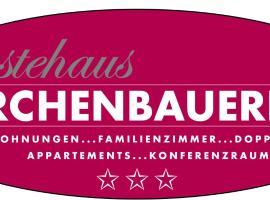 Gästehaus Kirchenbauerhof, hotel with parking in Bubesheim