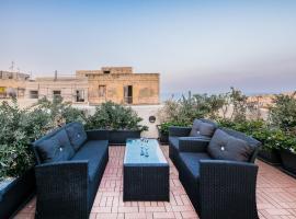 Valletta Kursara Port View, vacation rental in Valletta