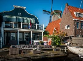Zaanhof –Luxurious Amsterdam Zaanse Schans Loft Apartment, hotel near De Zaanse Schans, Zaandijk