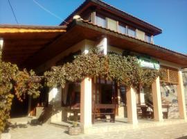 Хотел Амброзия, хотел в Котел