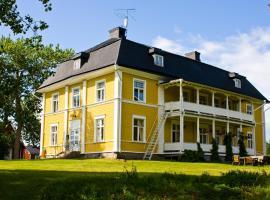 Melderstein Herrgård, hotel in Råneå