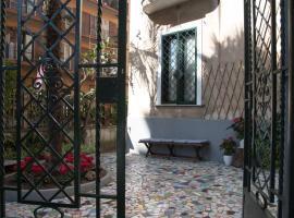 Villino Teresa, accessible hotel in Salerno