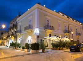 Palazzo Bonomi, hotel in Bisceglie