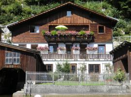 Fewo Wakolbinger-Wieder, hotel in Hallstatt