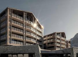 Valsana Hotel Arosa, отель в Арозе